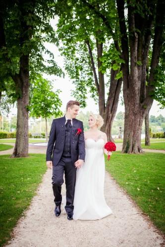 Hochzeit Basel Brautpaar