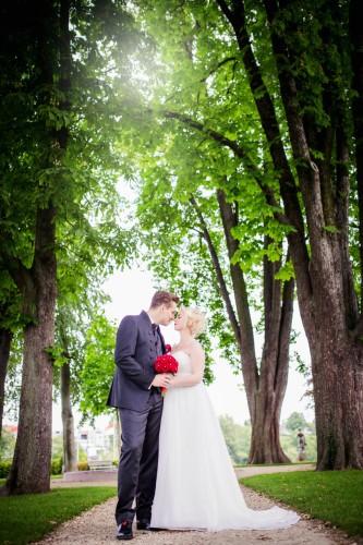Brautpaarshooting Rhein Inseli