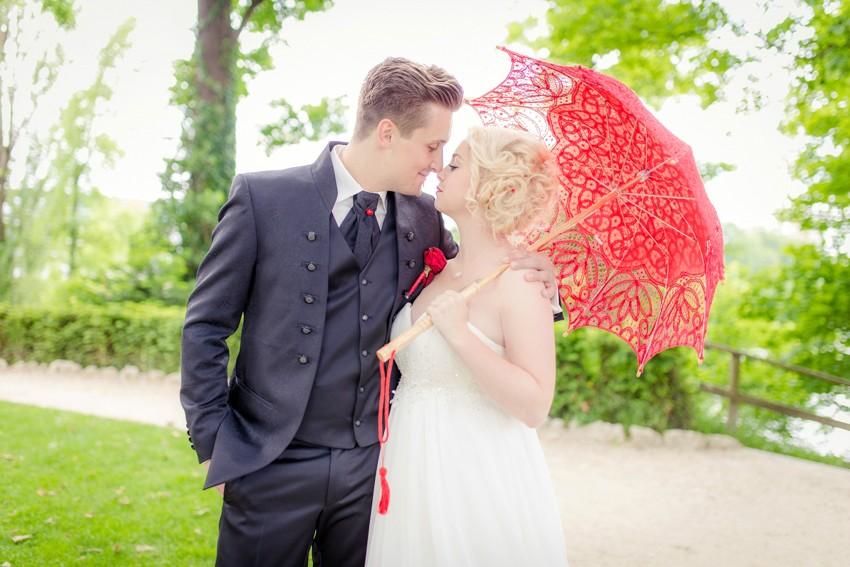 Hochzeitsreportage Brautpaarshooting Inseli