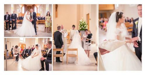 Hochzeitsreportage Kirche Basel
