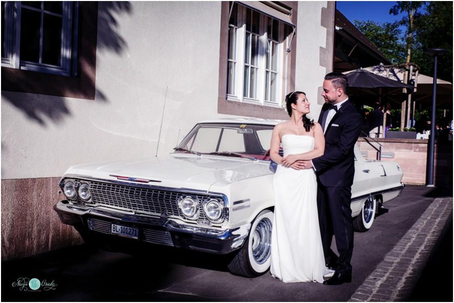 Hochzeitsreportage Riehen Dornach
