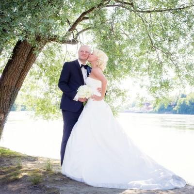 Brautpaarshooting auf dem Inseli