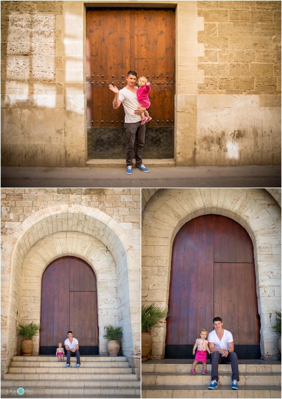 Mallorca Hochzeit Familienfoto