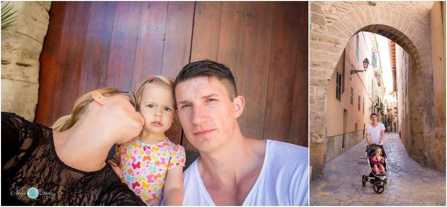 Familienfoto der Hochzeitsfotografin Nadja Osieka