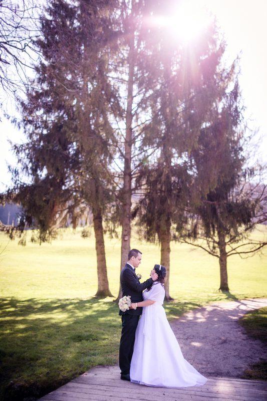Brautpaarfotos Inzlingen Wasserschloss