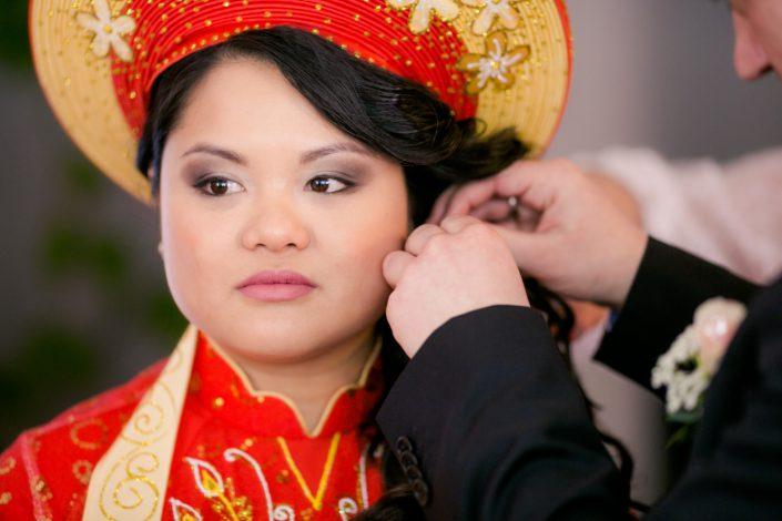Buddhistische Hochzeit