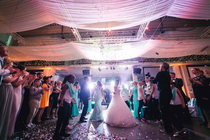 Hochzeitsreportage Mit Hochzeitsfeier Im Sichtwerk Eimeldingen