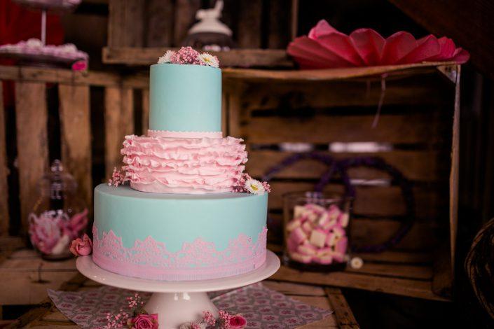 Hochzeitstorte Pastel