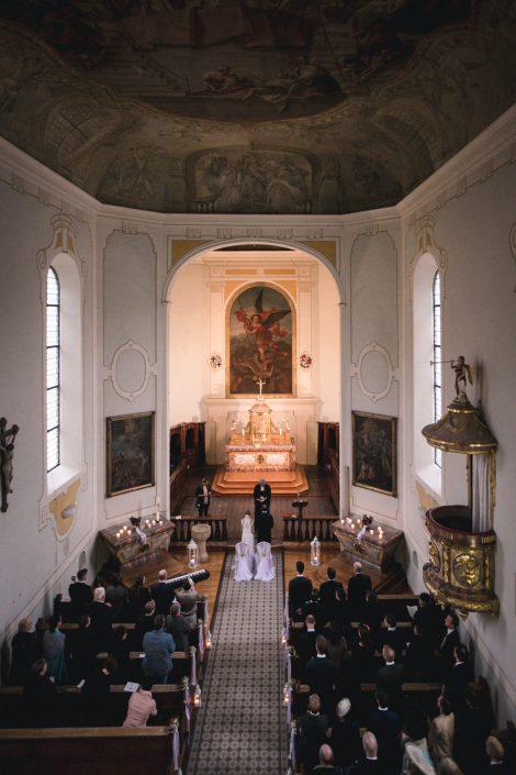 Schlosskirche Schloss Beuggen