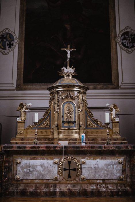 Altar Schloss Beuggen