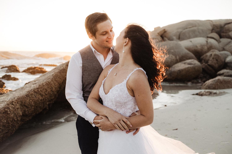 Hochzeit in Kapstadt