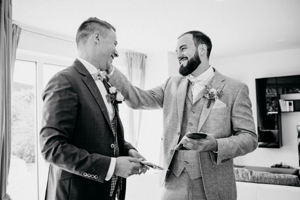 Bride and Groom Lörrach