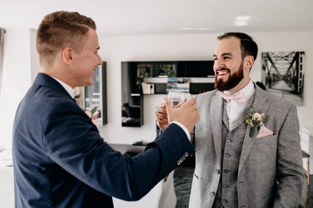 Getting Ready Hochzeitsfotograf Lörrach