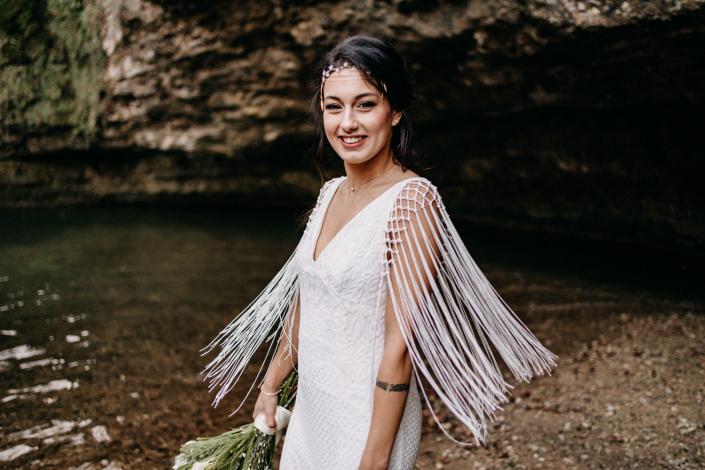 Afterwedding Bohohochzeit Braut Basel