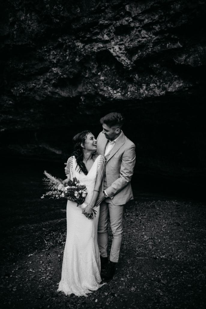 Brautpaarshooting Boho Basel
