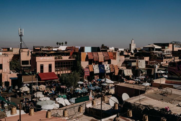 Hochzeitsworkshop in Marrakesch
