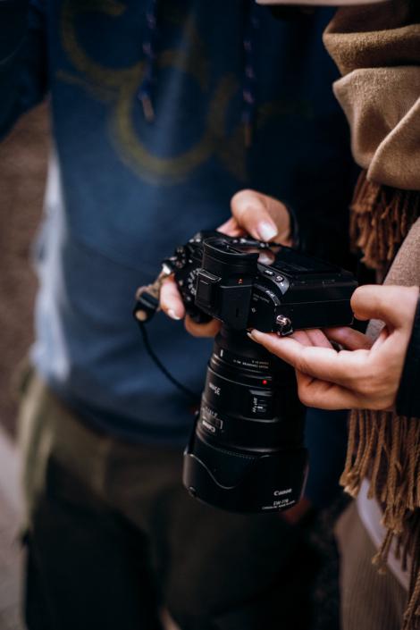 Workshop für Hochzeitsfotografen im Agafaycamp