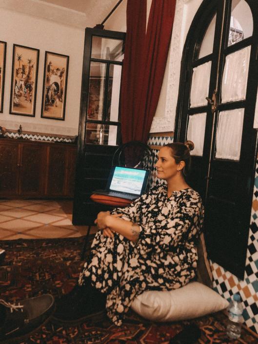 Nadja Osieka Workshop für Hochzeitsfotografen Vortrag