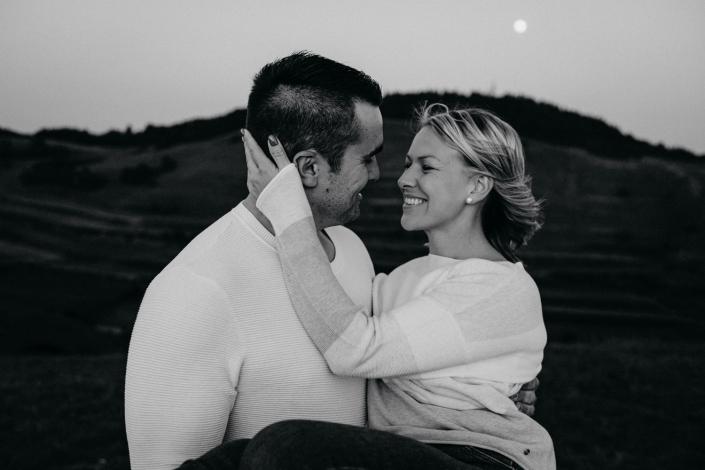 Verlobungsshooting Badische Weinstrasse