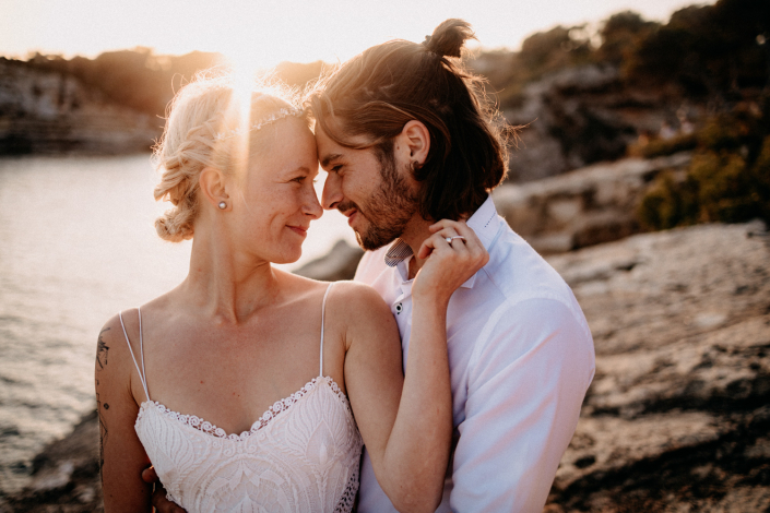 Brautpaarshooting bei Santanyi