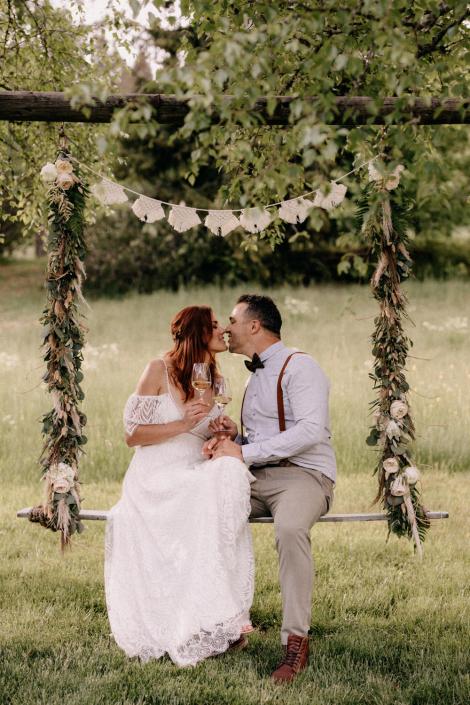 Hochzeitsschaukel Schwarzwald