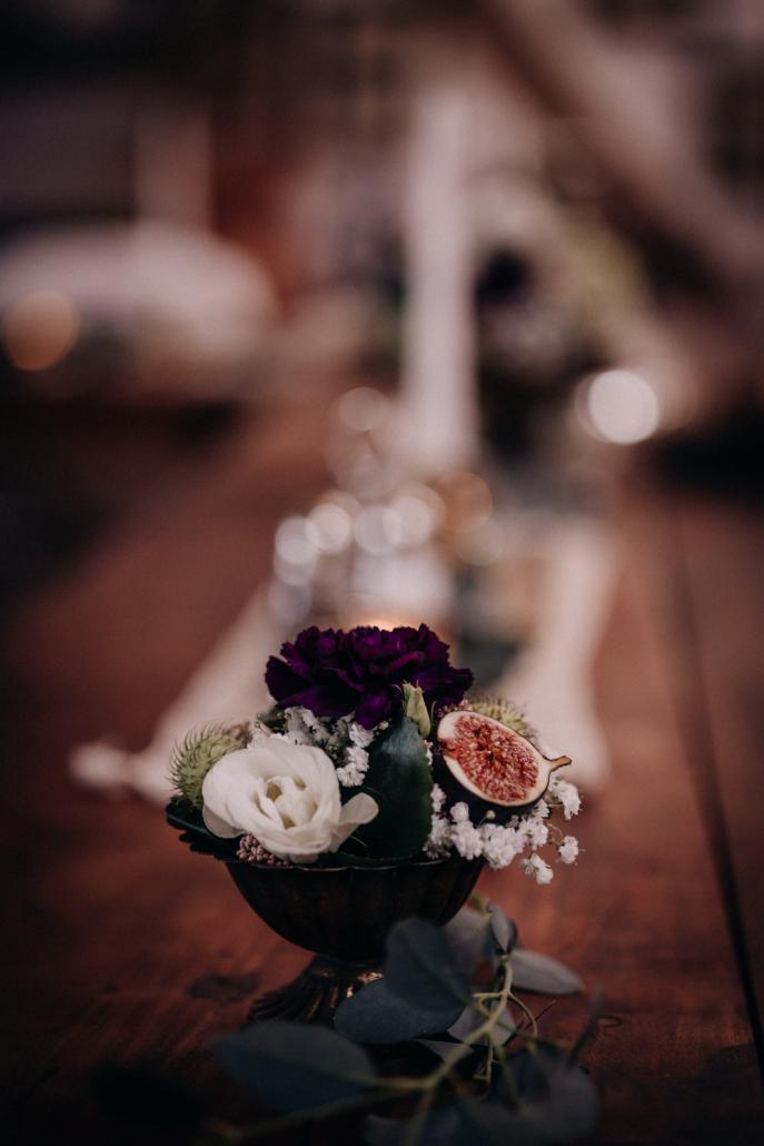 Hochzeitsdeko Scheunenhochzeit