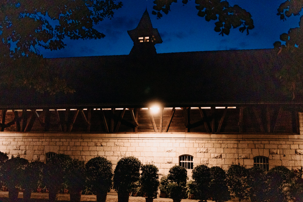 Holzsaal Merian Gärten Basel