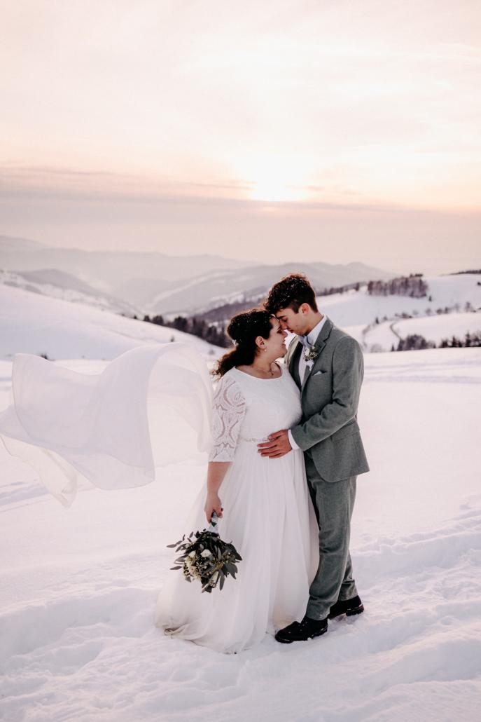 Schauinsland Brautpaarshooting